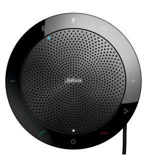 Jabra (7510-109) Speak 510 MS Portable USB and Bluetooth Speakerphone