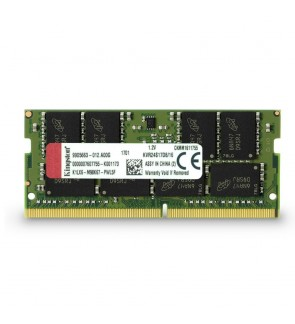 Kingston (KVR24S17D8/16) DDR4 16GB SDRAM 2400MHz Notebook RAM