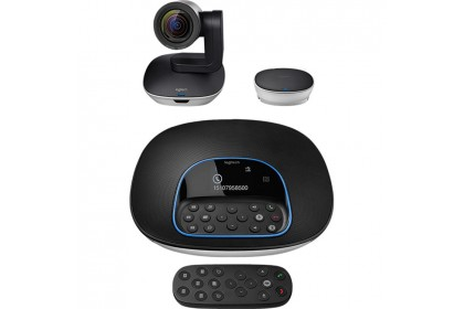 Logitech Group Conference Cam Video Conference (960-001054)