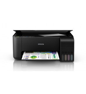 Epson L3110 Inkjet Multifunction Printer 3 IN 1 (Print, Scan, Copy) Ecotank Refillable Ink Printer