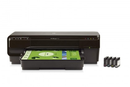 HP Officejet 7110 A3 Wide Format Color Printer (Print and Wireless)