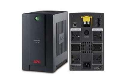 APC by Schneider Electric Back-UPS Line-interactive UPS