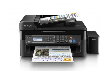 Epson L565 All-In-One Wireless Color Ink Tank Printer with Anti UV Ink