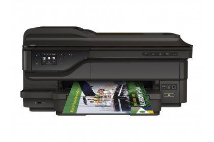 HP Officejet 7612 A3 Wide Format e-All-in-One Color Printer (Print, Copy, Scan, Fax, Web)