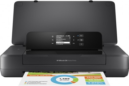 HP OfficeJet 200 Inkjet Printer (Print, Wireless) -1 Year onsite warranty