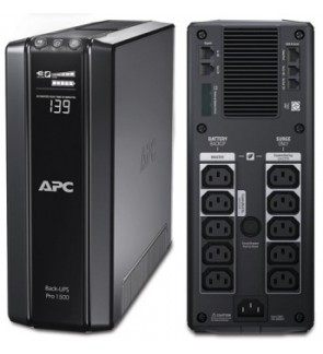 APC by (BR900GI) Schneider Electric Back