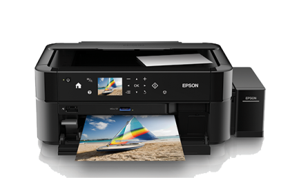 Epson L850 Colour Inkjet 3 in 1 Ink Tank System Photo Printer with Anti UV Ink