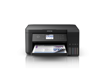 Epson L6160 Wi-Fi Duplex & Ethernet All-in-One Multi-function Ink Tank System Printer comes with Anti UV Ink