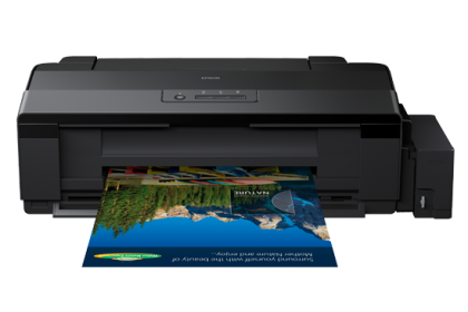 Epson L1800 A3 Photo Colour Inkjet Printer with Original Ciss+Anti UV Ink