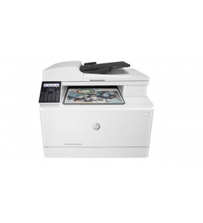 HP Color Laserjet Pro M181FW Printer (Print,Scan,Copy,Fax,Wireless)