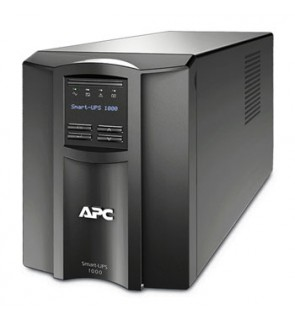 APC by Schneider Electric Smart-UPS (SMT1000I) Line-interactive UPS