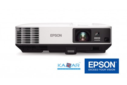 Epson EB-2165W LCD WXGA business Projector 5500 ANSI lumen lm Wireless LAN HDMI