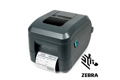 Zebra GT800 Barcode Printer Direct Thermal Transfer Label Receipt Printer
