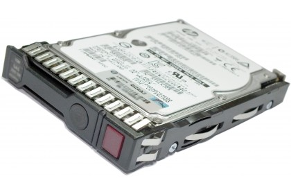 HPE 600GB 10K 2.5 inch SAS Server Hard Disk Drive - 652583-B21