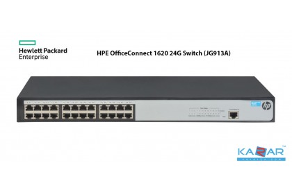 HPE OfficeConnect 1620 24G Switch (JG913A)
