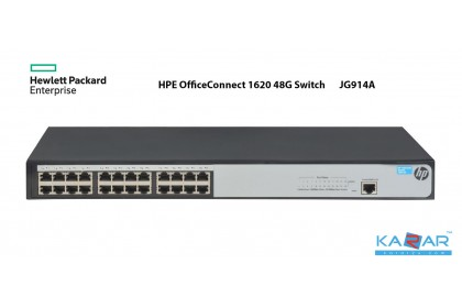 HPE OfficeConnect 1620 48G Switch JG914A